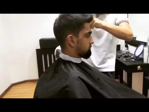 Эркектердин чачтарачы — Мужские стрижки — Barbershop (MARSHAL BISHKEK KYRGYZ REPUBLIC)