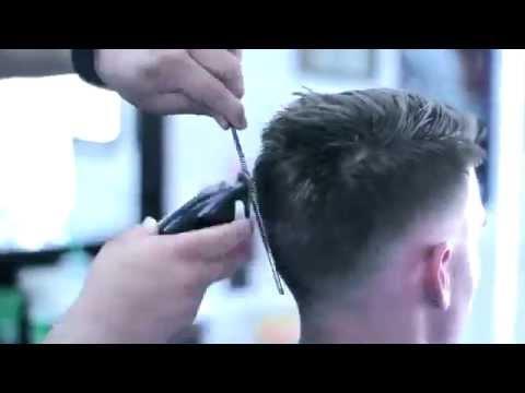 Work  Low Skin Fade  Comb Over  Barber Tutorial как делать мужские стрижки