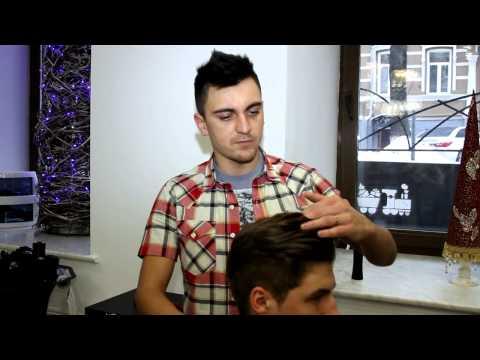 Preppy — модные мужские стрижки и укладки (4 стрижки и прически)