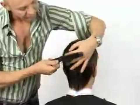 Мастер класс по мужской стрижке Александра Тодчука