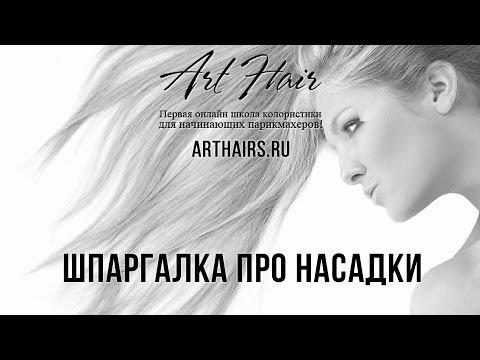 Стрижки мужские. Шпаргалка про насадки |ArtHair| Светлана Андреева