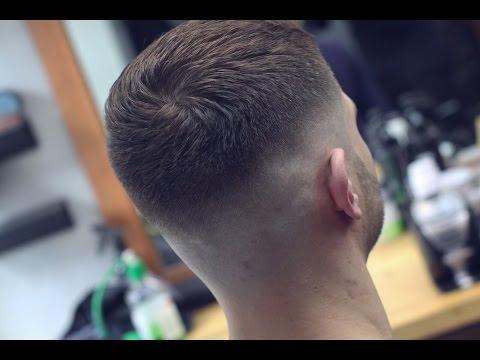 Как подстричь самую популярную мужскую  стрижку/Как сделать мужскую стрижку машинкой/Low Fade
