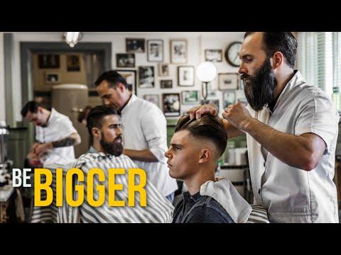 Как выбрать парикмахера? Мужские стрижки.