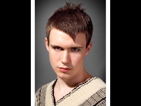 #114. Модные мужские прически (коричневые и русые)