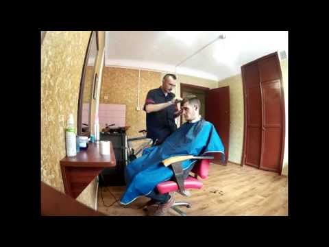 Time-Lapse in Barbershop# Мужские стрижки