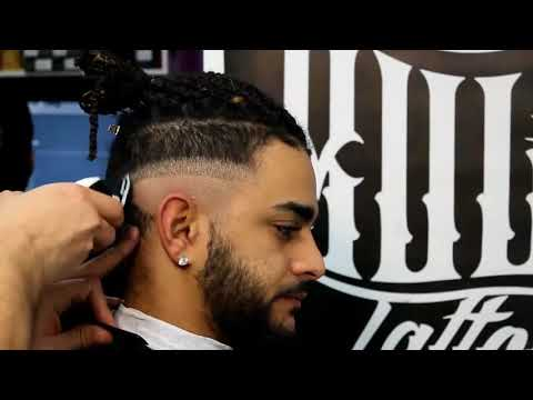 Мастер класс мужские стрижки от Американских парикмахеров часть 11