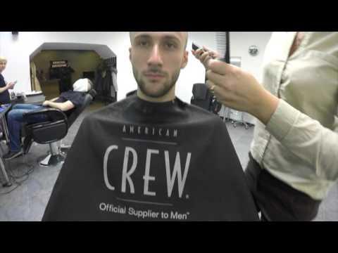 Barbershop Katusha_Barber (St.Petersburg) — Мужская стрижка + влажное бритье