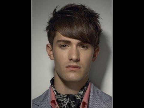 #136. Модные мужские прически (коричневые и русые)