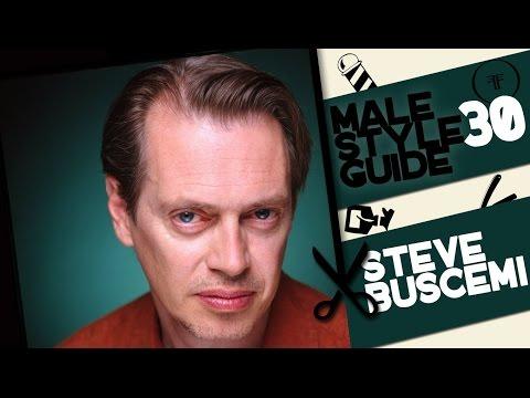 Male style guide #30 Стрижка и укладка — Стива Бушеми (Steve Buscemi haircut)