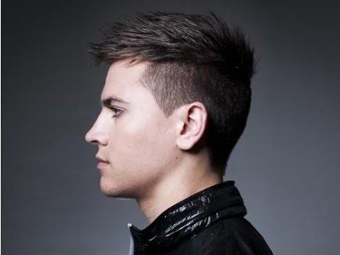 Men's Undercut Haircut Tutorial мастер класс по мужской стрижке