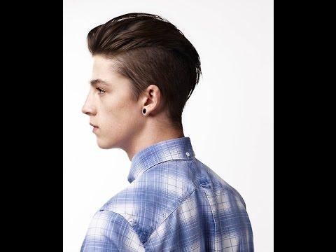 Короткая мужская стрижка  Short haircut for men