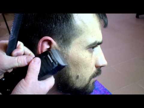 мужские стрижки — мужские стрижки видео уроки