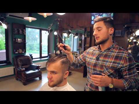 Male Style Guide — Классическая стрижка (Сlassic Haircut)