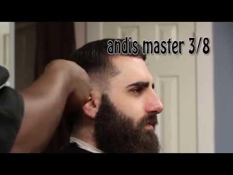 Burst fade Fauxhawk Как стричь бороду