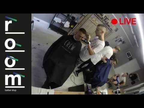 01.08.16 История одной стрижки в Барбер-шопе ROOM