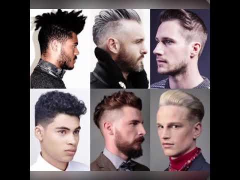 Trendy haircuts for men! Модные мужские стрижки 2017-2018