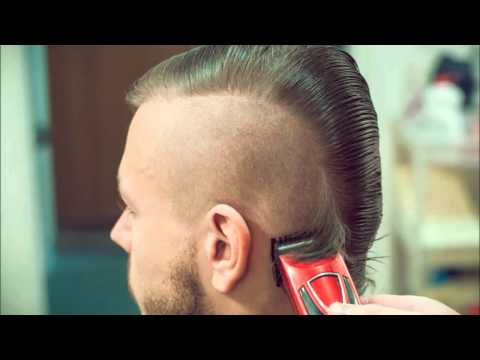 where to get a haircut for men стрижка ирокез укладка пивом mohawk haircut styling 3189 | hqdefault