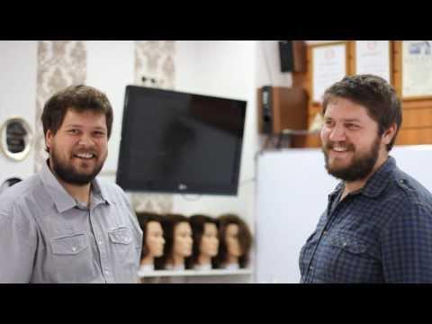 Две мужские прически —  Техника от Юрия Жданова (Сочи)